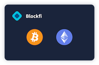BlockFi Bitcoin Interest